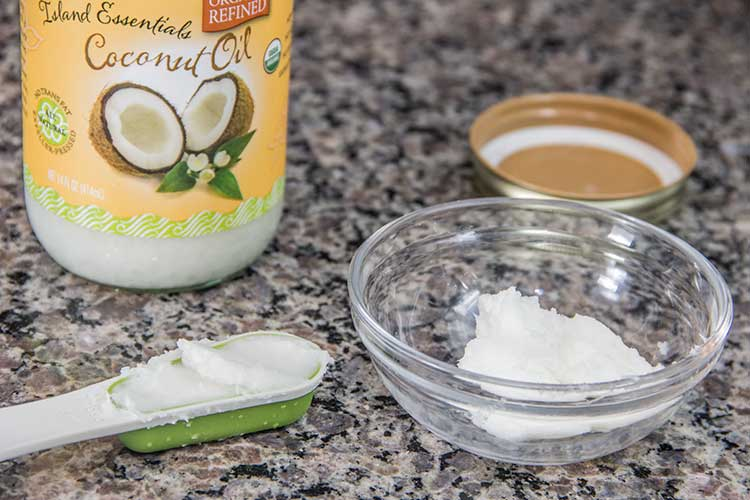 solid-coconut-oil