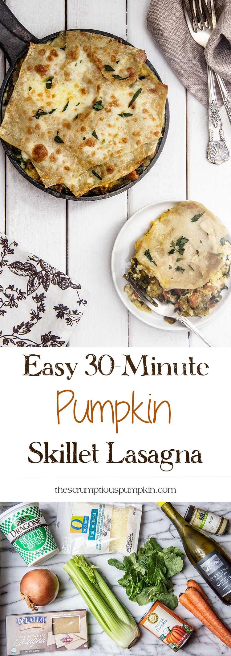 easy-30-minute-pumpkin-skillet-lasagna
