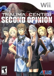 Wii game: Trauma Center-Second Opinion