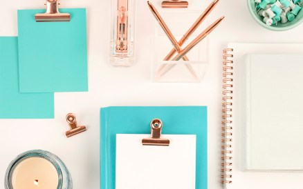 Get Organized with a Business Binder