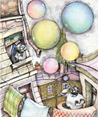 Lanthane et les bulles