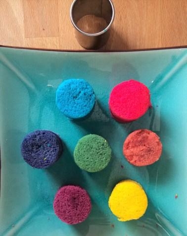 rainbow cakes 2