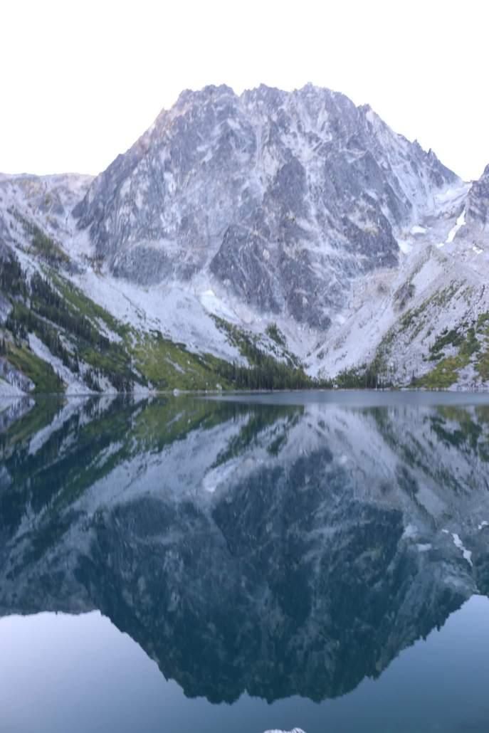 Colchuck Lake, Enchantments trail