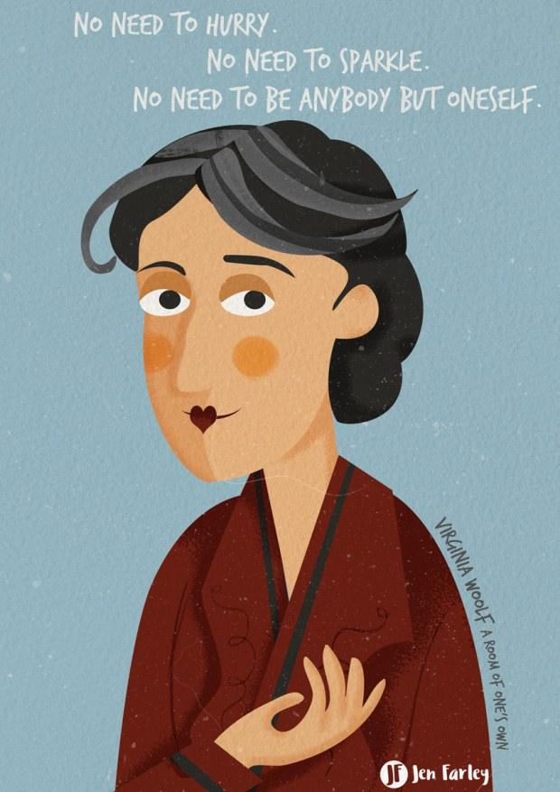 Virginia-Woolf---illustrated-by-Jennifer-Farley