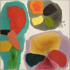 Gillian Ayres, Lure, 1963