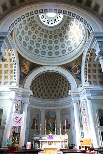 Church in Castiglione del Lago