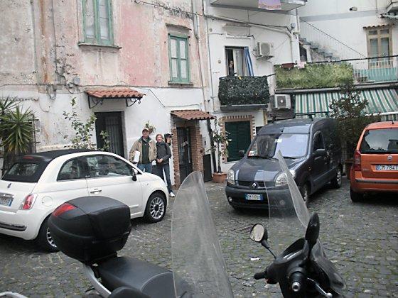 Our flat in Vietri sul Mare