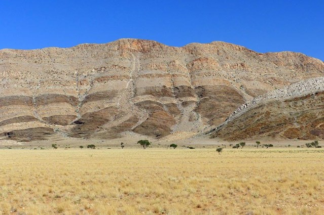 Mountains in Namib-Naukluft National Park