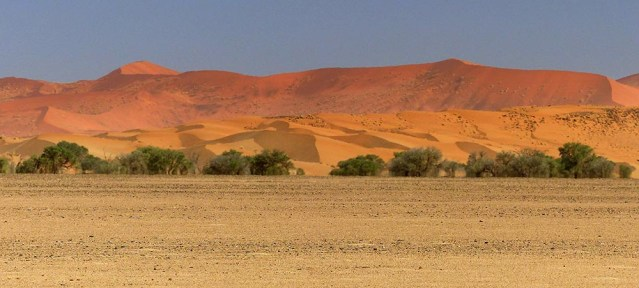 Dunes of Sesriem, Namib-Naukluft National Park