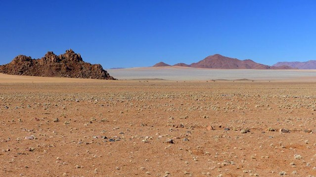 No Melons in this Desert, Namibia
