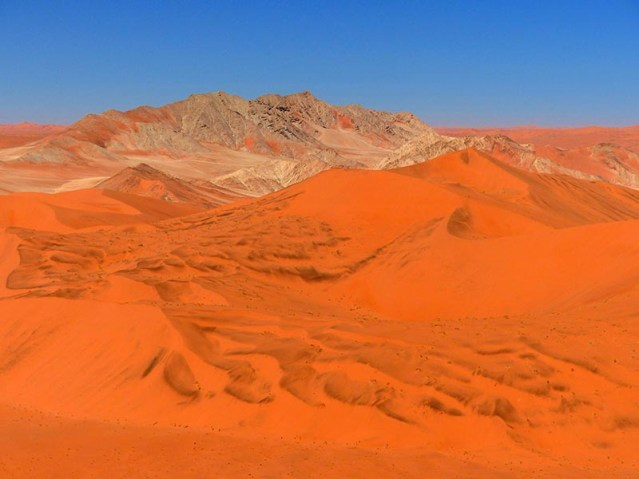 View From Big Daddy, Namib-Naukluft National Park