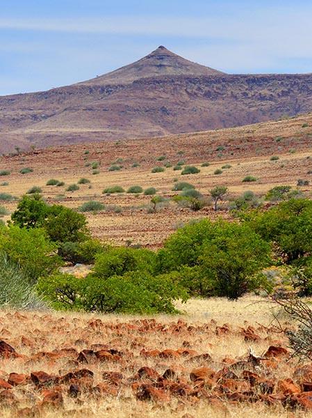 Rocky Landscape, Palmwag Conservancy