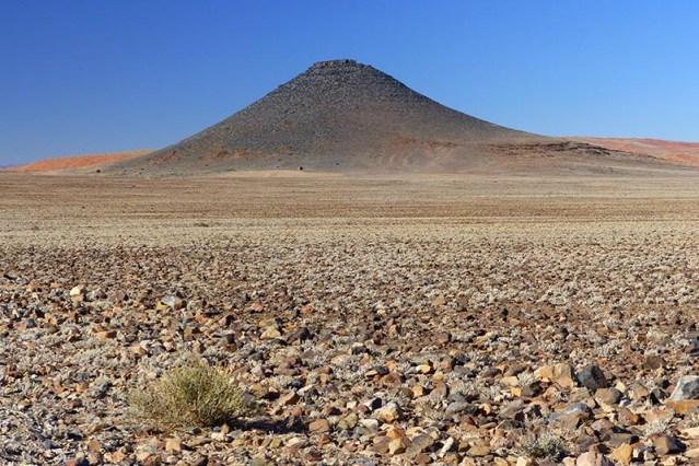 Rocks and hills, Namibia