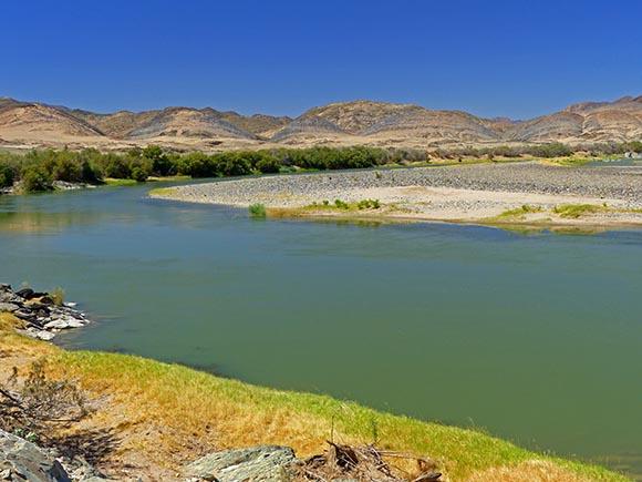 Orange River, Namibia