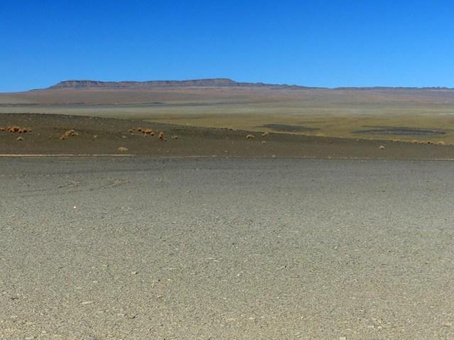 Toward Ai-Ais, Namibia