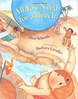 All You Need for a Beach, by Barbara Lavallee