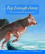 Big-Enough Anna, by Ann Dixon