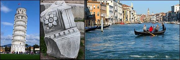 Italy Journal, Jen Funk Weber
