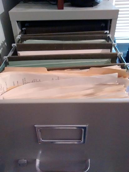 David's Unpublished Manuscripts Files