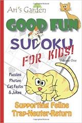 Good Fun Sudoku for Kids, by Linda Stanek and Jen Funk Weber