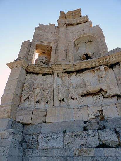 Filopappos Monument - Jen Funk Weber