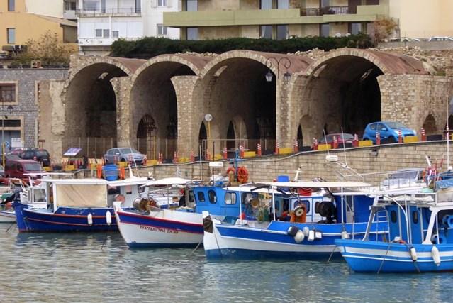 Venetian Arsenal, Heraklion, Crete, Greece - Jen Funk Weber