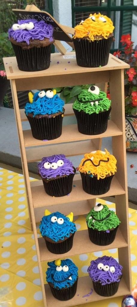 Cupcakes de chocolate de Bellos Detalles
