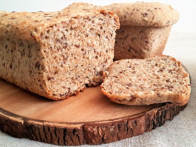 Pan de 8 granos