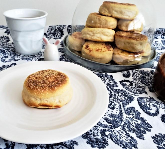 English muffins