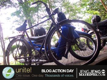 Sepeda vs Motor