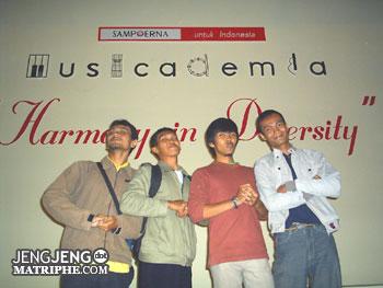 """Musicademia, """"Harmony in Diversity"""""""