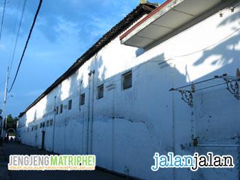 Salah satu sudut di Kampung Batik Laweyan