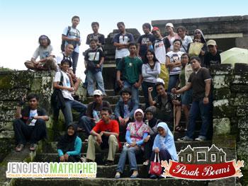 Para peserta Pasak Boemi