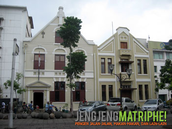 Gedung Museum Wayang