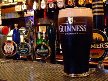 Bir hitam Guinness