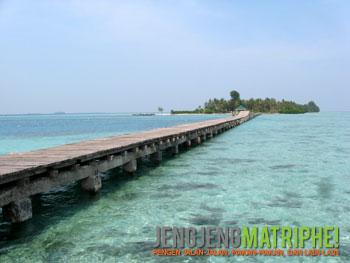 Jembatan Pulau Tidung
