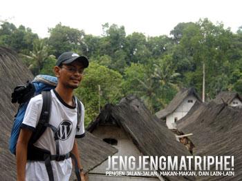 di Kampung Naga