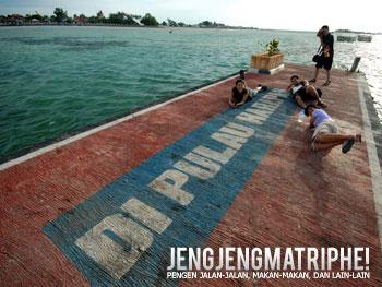 Dermaga Pulau Harapan