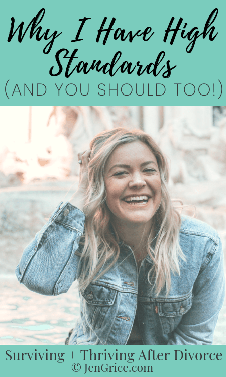 I have boundaries in place to protect myself and my future. Why do I have these high standards? Because these are God's standards. via @msjengrice