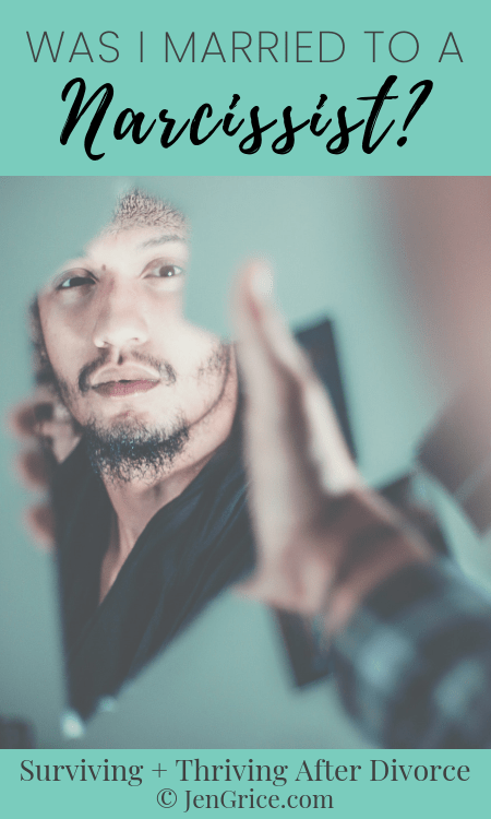 Knowing you lived through a hard marriage to find out that the man you were married to was a narcissist? What does that look like? Could it be true? I share what I've learned about narcissistic personality disorder. via @msjengrice