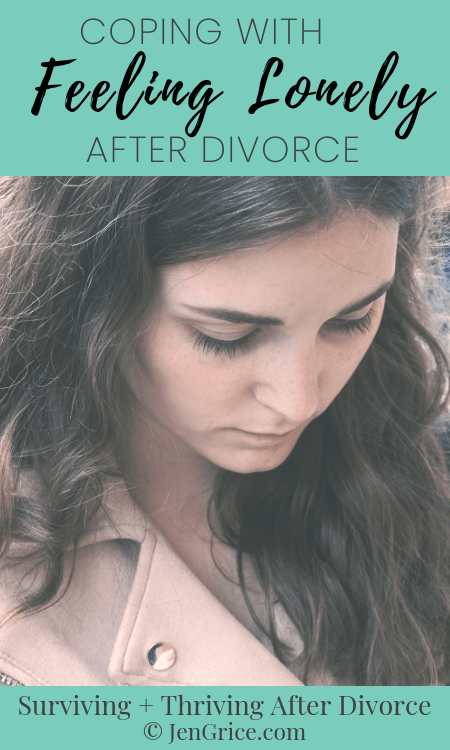 Often a woman will feel lonely after divorce. This is normal! But should she work through those feelings and heal, or just get remarried to someone else? This is how I believe we should handle loneliness after divorce.