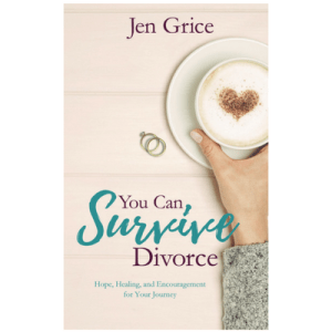 You Can Survive Divorce Book Cover