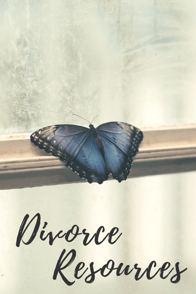 Divorce & Abuse Healing Resources | JenGrice.com