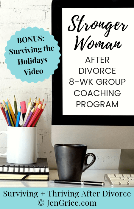 This narcissistic abuse healing group support program is for divorced Christian women who no longer want to be controlled by an ex-husband who is still in your heart and in your mind. You have to break the emotional bond that keeps you stuck from moving forward to a thriving life! via @msjengrice