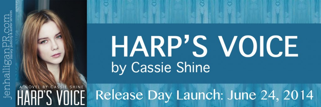 Harp's Voice by Cassie Shine