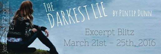 The Darkest Lie by Pintip Dunn - JenHalliganPR.com