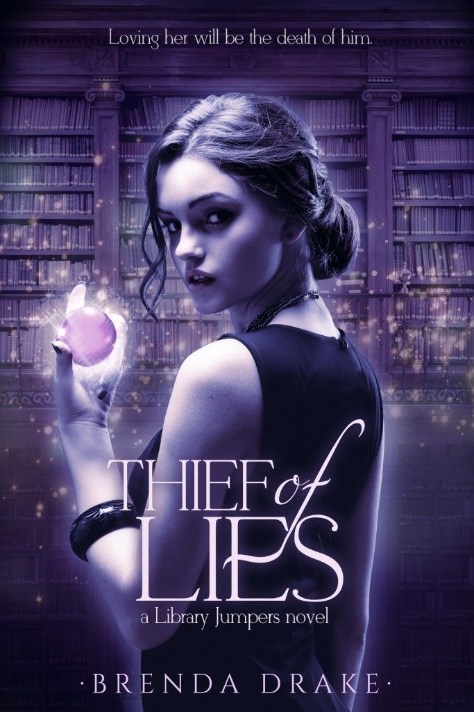 Thief of Lies by Brenda Drake