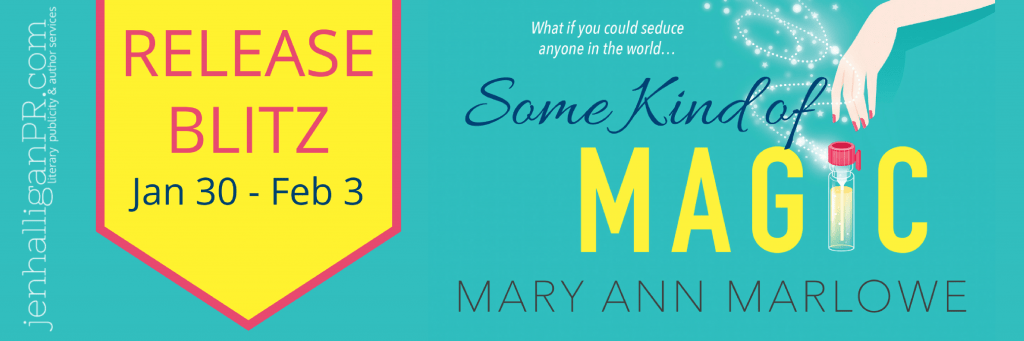 Some Kind of Magic by Mary Ann Marlowe