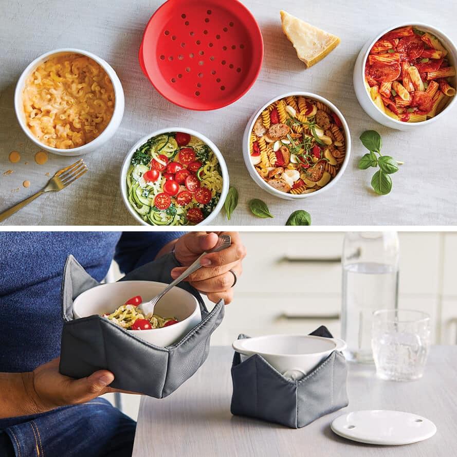 microwave pasta cooker recipes jen haugen