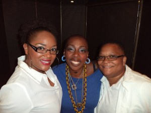 Gina Yashere, Comic (Middle)